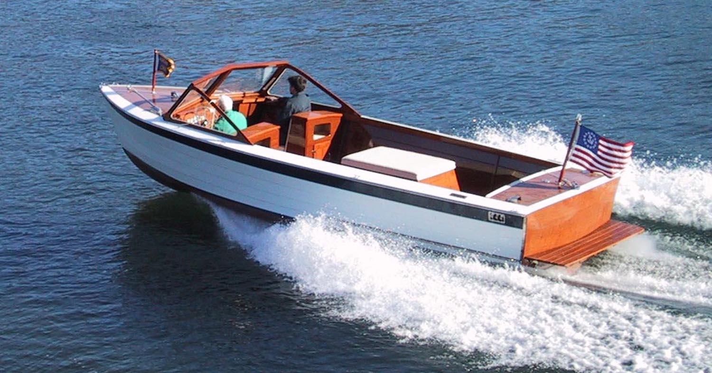 Knowing Popular mechanics vintage boat plans ~ Fibre boat