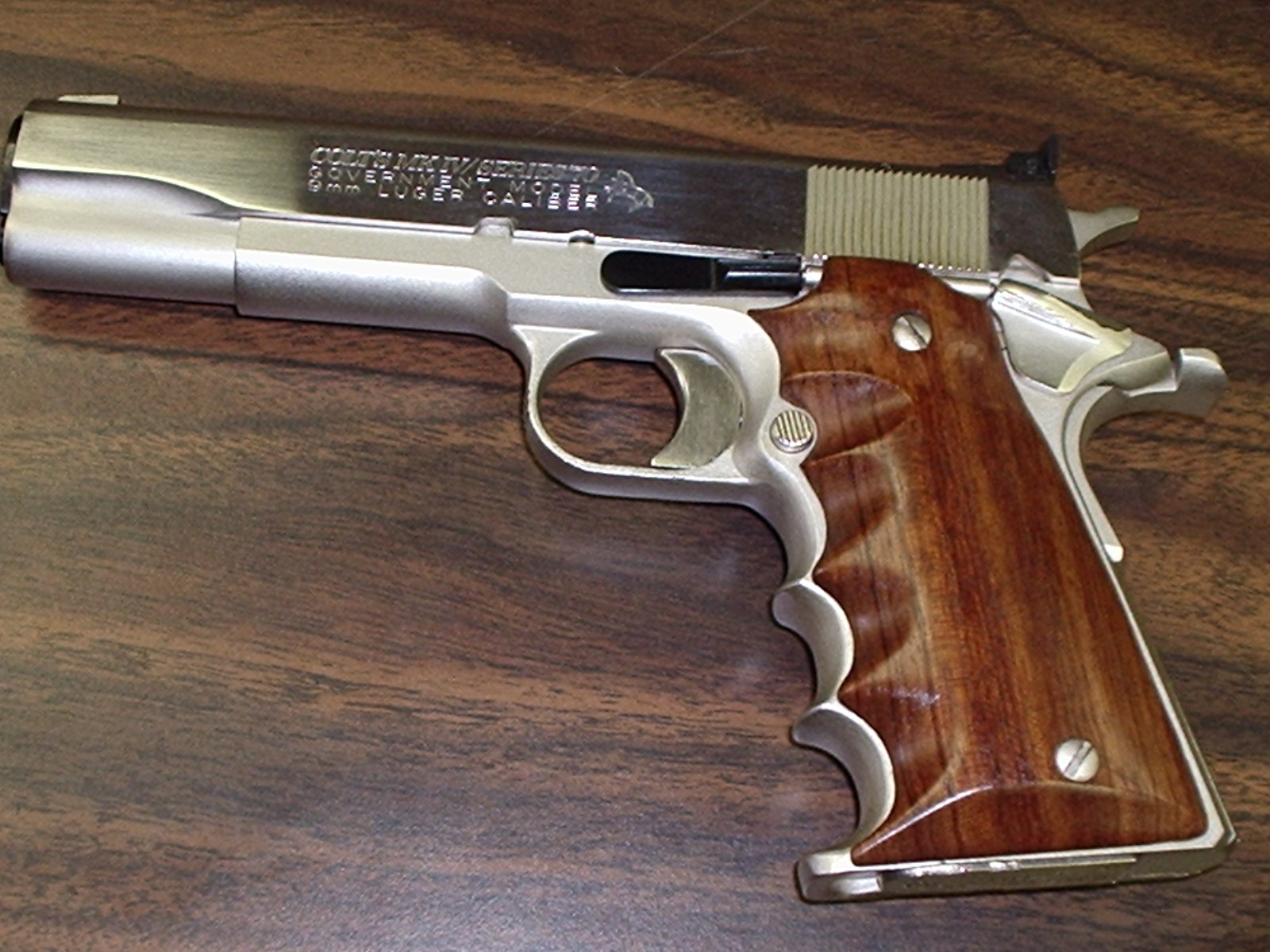 Colt 45 Magnum Guns http://www.backcountryjournal.com/customcoltpython357.htm