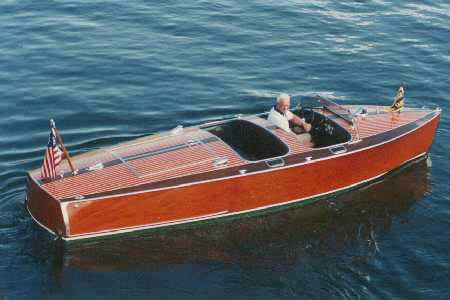 custom wooden boats - built to order
