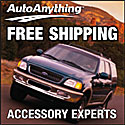 FREE Shipping on Auto Accessories!