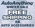 FREE Shipping on Auto Accessories at AutoAnything!