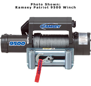Ramsey Patriot Winches