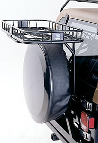 Easy Load Trail Rack
