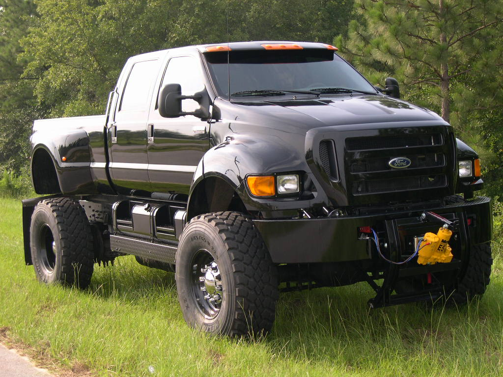 Ford f 650 Monstrueux!!!!!!!!!!!!!!!!!!! - Pickup-Mania