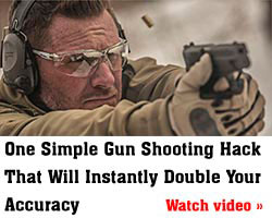 double your                   shooting accuracy