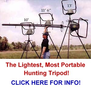 Ladder Deer Stands